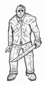 Voorhees sketch template