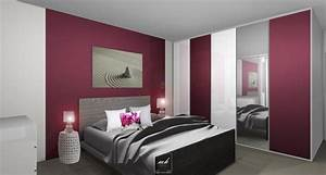 chambre parentale moderne dco chambre 10 dressing futs With deco chambre parentale moderne