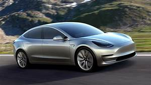 Tesla Model 3 Production Start Deadline Set For July 1  2017