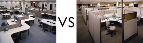 Office Space Vs The Office by Open Office Layout Vs Closed Office Layout Office