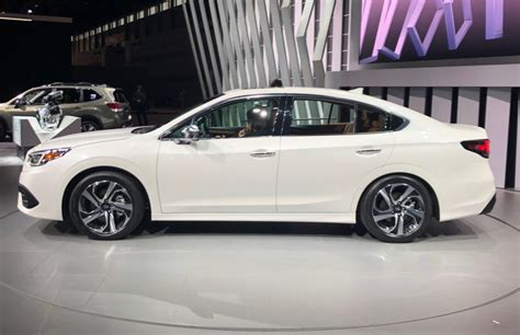 2020 Subaru Legacy Debuts At The Chicago Auto Show