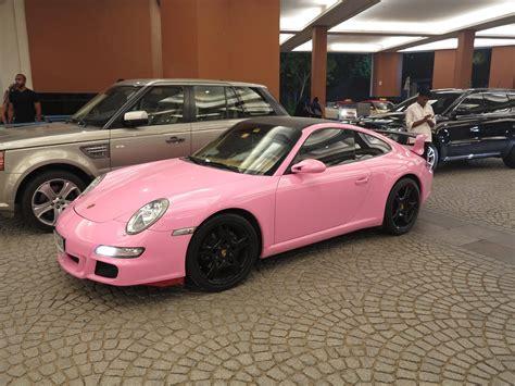 pink porsche pink porsche 911 carrera youtube