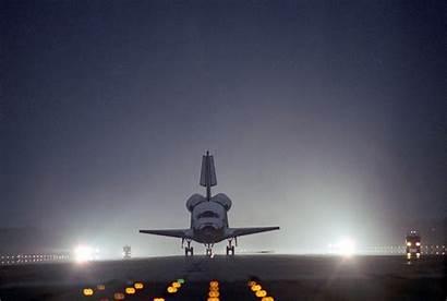 Space Shuttle Landing Isro Night Shu Indigenous