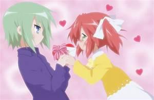 Lucky Star: Be my valentine - Minitokyo