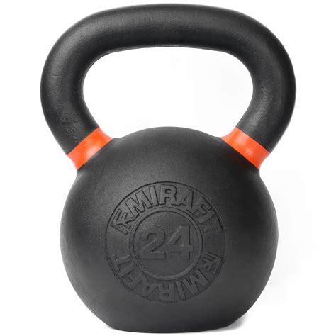 kettlebell workout iron weight bell cast training exercise gym mirafit strength