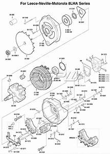 Motorola Alternator Partsalternator Parts