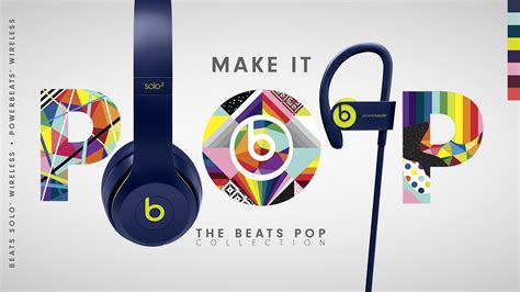 Beat Pop Image by Powerbeats3 Wireless Earphones Pop Violet Beats Pop