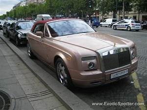Rolls Royce France : rolls royce phantom spotted in paris france on 07 29 2010 ~ Gottalentnigeria.com Avis de Voitures