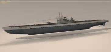 model home interior designers type ix u boat submarine 3d model max 3ds fbx c4d dxf mtl