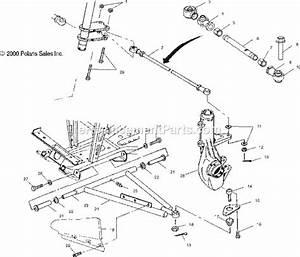 2001 Polaris Sportsman 400 Wiring Diagram