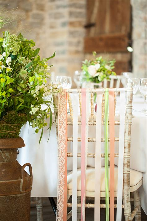 14 Pretty Ways to Decorate Your Wedding Chairs UK