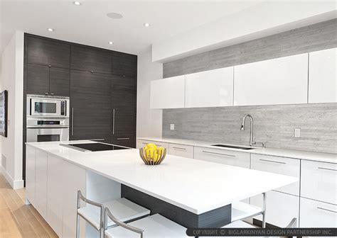 modern kitchen backsplash ideas black gray tiles