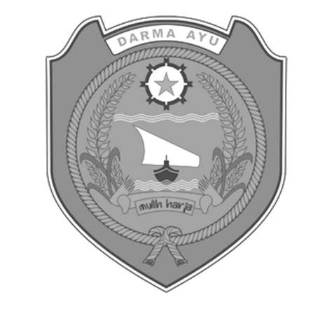 logo kabupaten indramayu darma ayu jawa barat