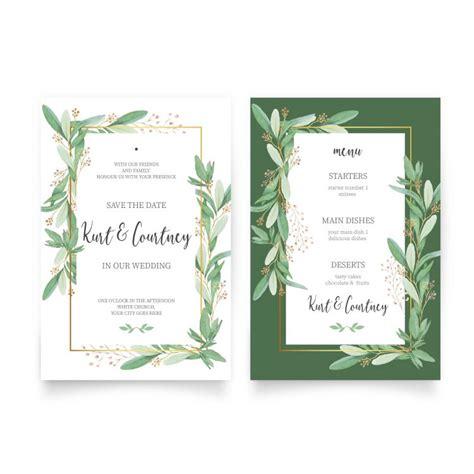 format undangan pernikahan bentuk word  gratis