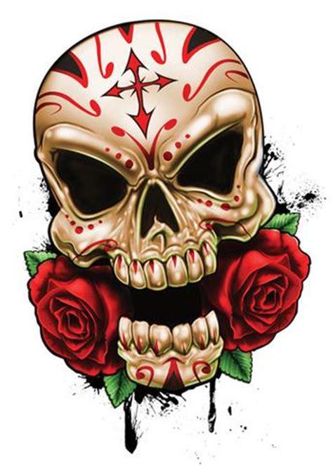 skull temporary tattoo mix tatt  temporary tattoos