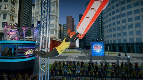 An official American Ninja Warrior video game coming March ...