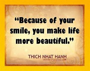 66 Best Smile Quotes, Sayings about Smiling