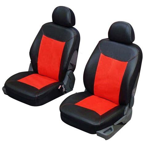 housse de siege auto simili cuir housses de sièges avant auto simili cuir skai et