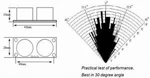 Hc sr04 ultra sonic range sensor gorillabuilderz for Hc sr04 datasheet