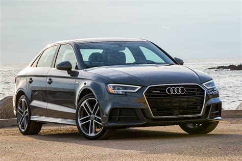 Audi A3 Review by 2019 Audi A3 New Car Review Autotrader