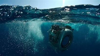 3d Sea Under Wallpapers 1366 1920 1080