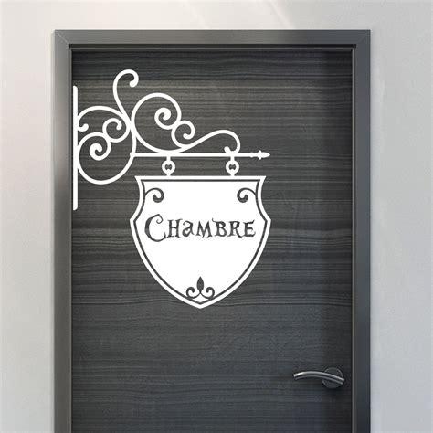 sticker chambre sticker porte chambre romantique stickers chambre ado
