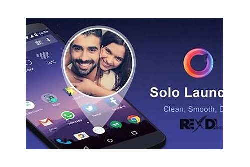 solo launcher clean smooth diy download apk