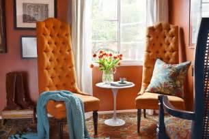 hgtv design ideas bathroom orange you ready for new home decor the columbian
