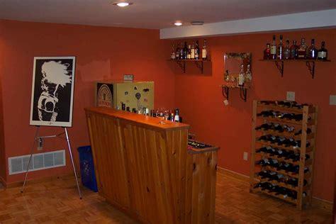 Simple Bar Ideas by Rec Room Bar Plans Breakpr