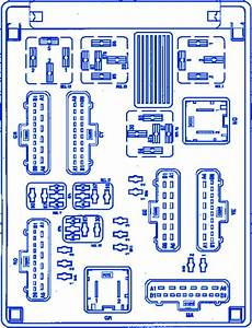 Renault Espace 2002 Dashboard Fuse Box    Block Circuit