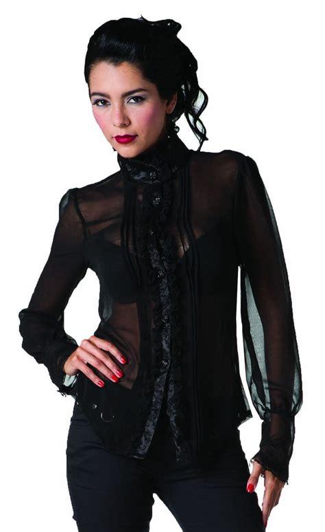 sheer black blouse where to buy sheer black blouse silk blouses