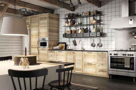 cuisines of une cuisine conviviale style scandinave