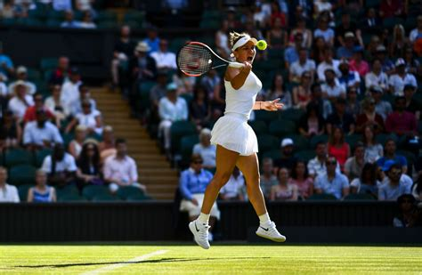Hsieh Su-wei dumps world No 1 Simona Halep out of Wimbledon | Sport | The Guardian