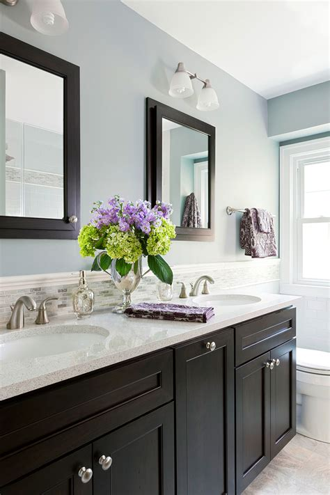 Blue Bathroom Paint Colors by Popular Bathroom Paint Colors Better Homes Gardens