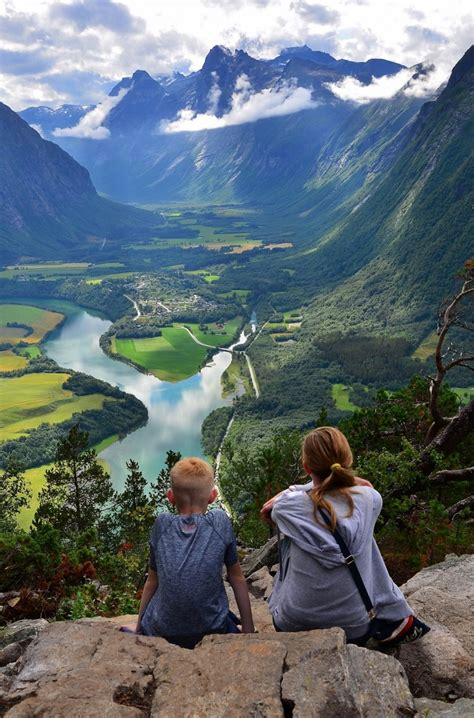 Andalsnes Norway On Inspirationde