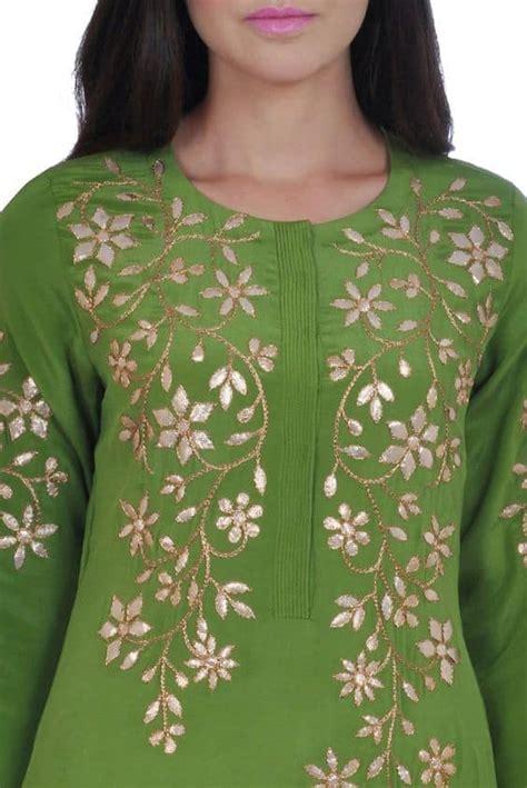 top beautiful designer kurta simple craft ideas