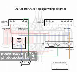 Fog Light Wiring Diagram With Relay And For Lights A