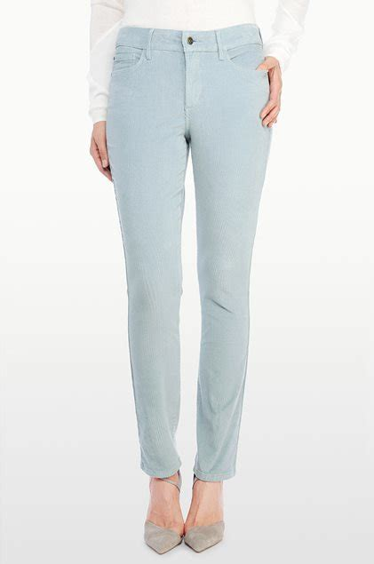light blue corduroy pants mens nydj jade legging in corduroy