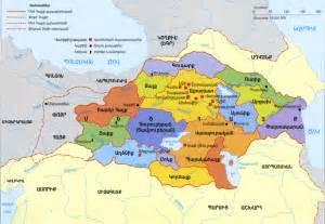 Historic Armenia Map
