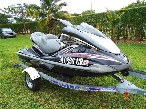 Yamaha Fx Cruiser Boat For Sale From Usa