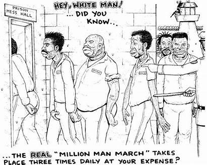 Nigger Wyatt Mann Comic Know March Prison