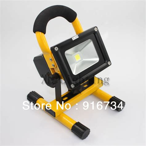 led shop work lights rechargeable cordless led work light automotive worklight