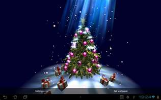 christmas tree 3d android apps on google play