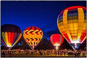 Hot Air Balloons   A Photo Journey