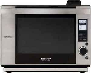 60% Off New Sharp Microwave Convection Super Steam Ax1200s
