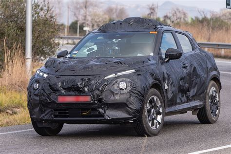 Nissan Juke 2019 by New 2019 Nissan Juke Mk2 Crossover Spied For The