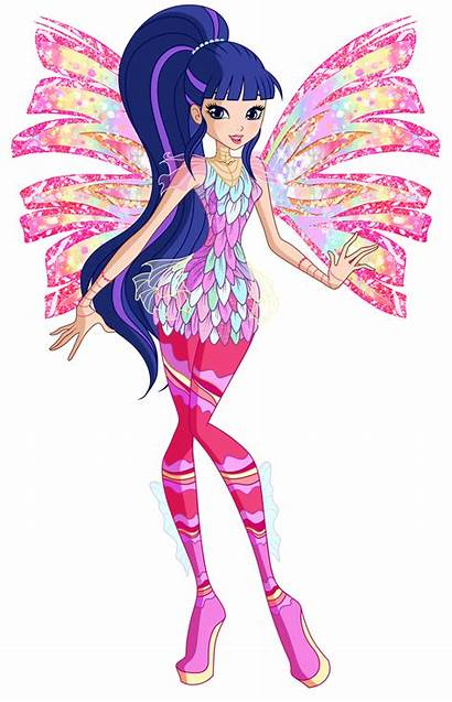 Winx Sirenix Musa Rainbow Season Deviantart Bloom