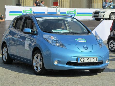 Renault Nissan Alliance by The Renault Nissan Alliance Electrifies Challenge Bibendum