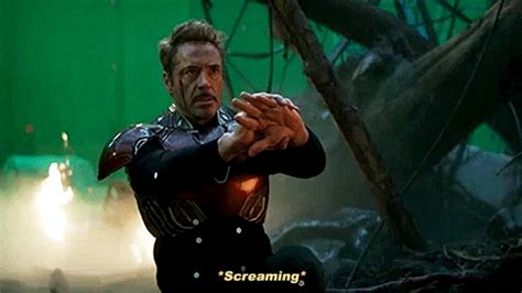 Avengers: Endgame gag reel featuring Chris Evans and ...
