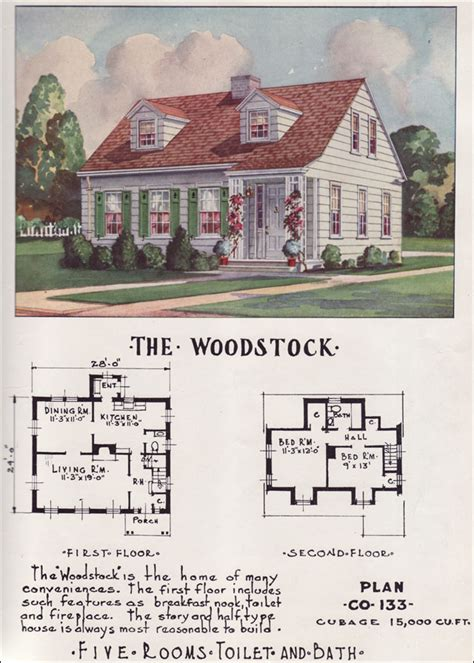 cape cod cottage house plans small mid century cape cod cottage nationwide house plan service 1950s small houses the